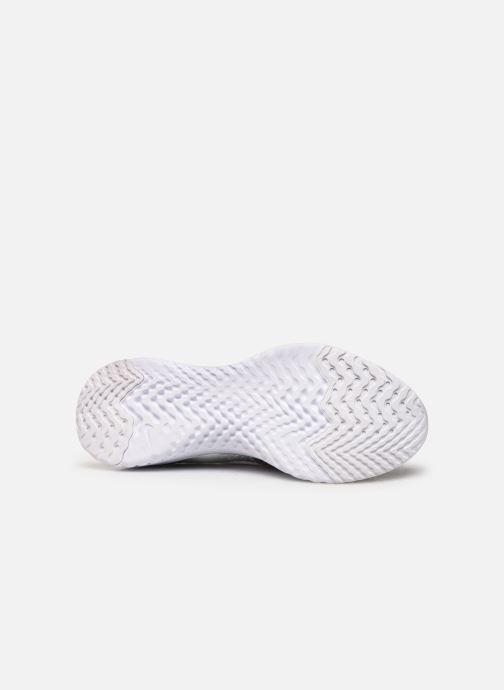Chaussures de sport Nike Nike Epic React Flyknit 2 Noir vue haut