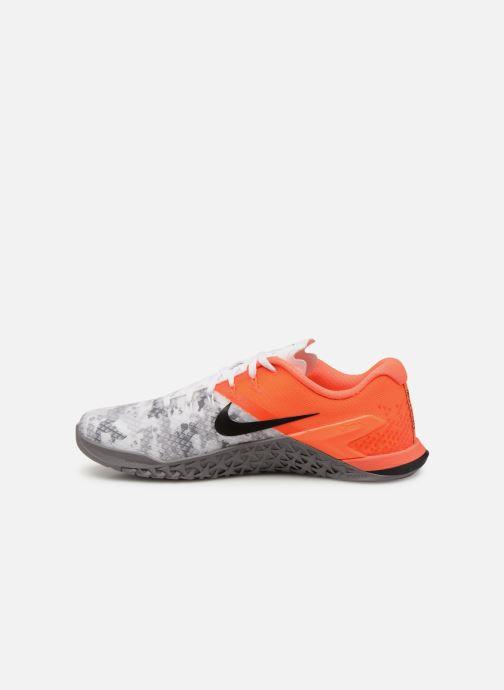 Chaussures de sport Nike Nike Metcon 4 Xd Orange vue face