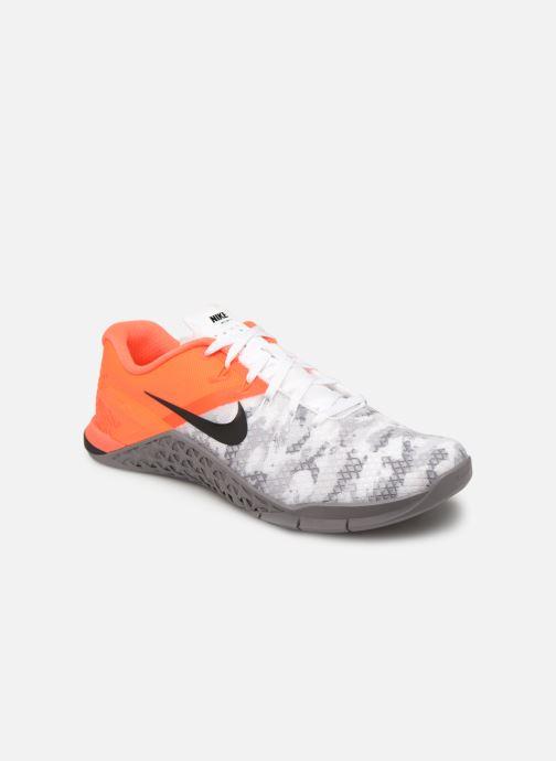 Chaussures de sport Nike Nike Metcon 4 Xd Orange vue détail/paire