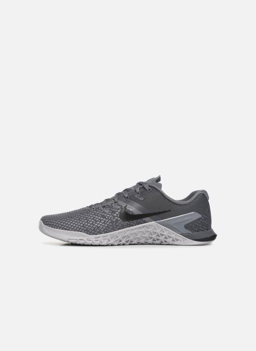 Zapatillas de deporte Nike Nike Metcon 4 Xd Gris vista de frente