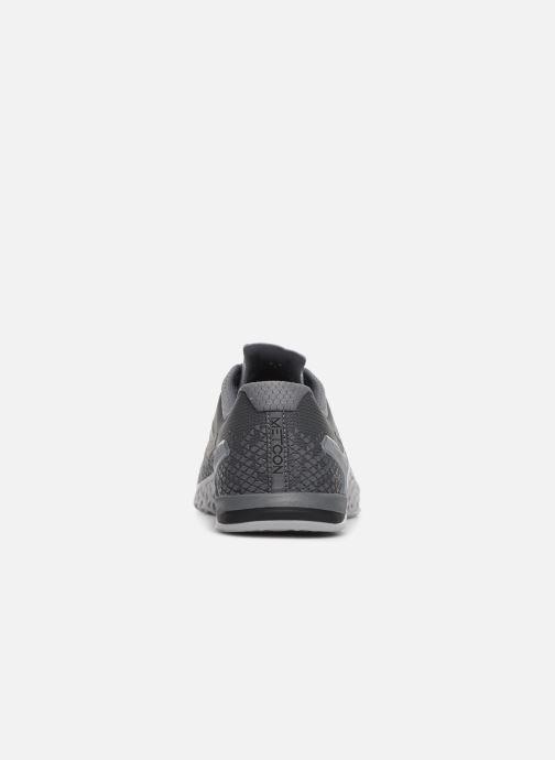 Zapatillas de deporte Nike Nike Metcon 4 Xd Gris vista lateral derecha