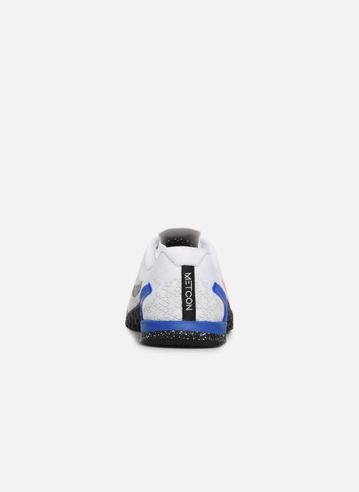 Sportskor Nike Nike Metcon 4 Xd Vit Bild från höger sidan