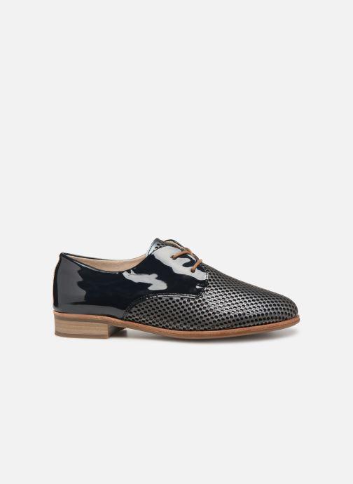 Chaussures à lacets Remonte Raven R2803 Bleu vue derrière