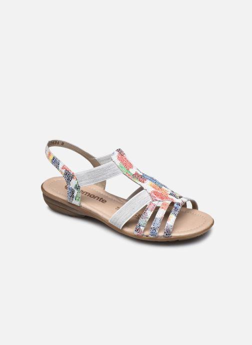 Sandales et nu-pieds Remonte Adaline Multicolore vue détail/paire