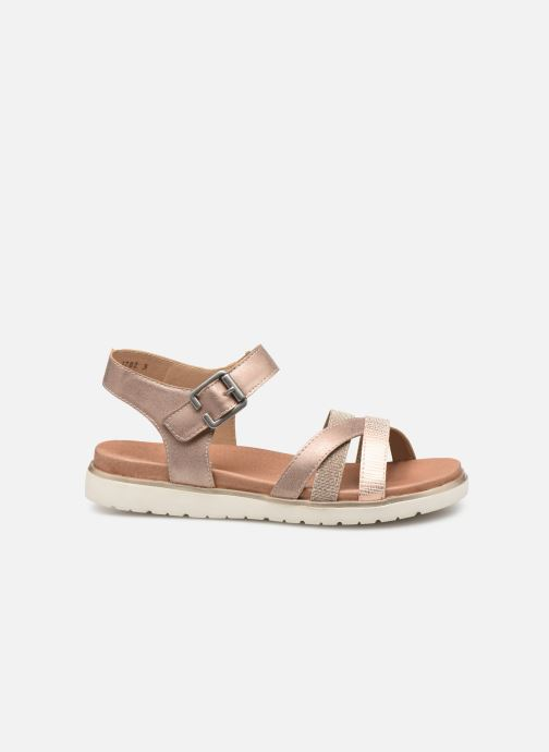 Sandals Remonte Nela Pink back view