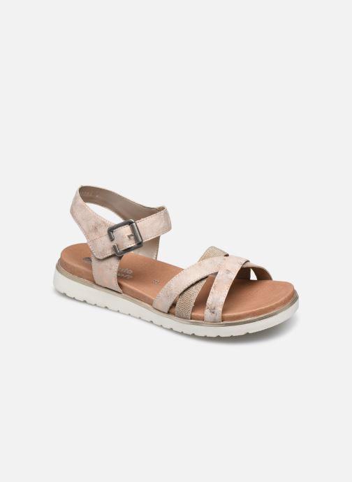 Sandales et nu-pieds Remonte Nela Beige vue détail/paire