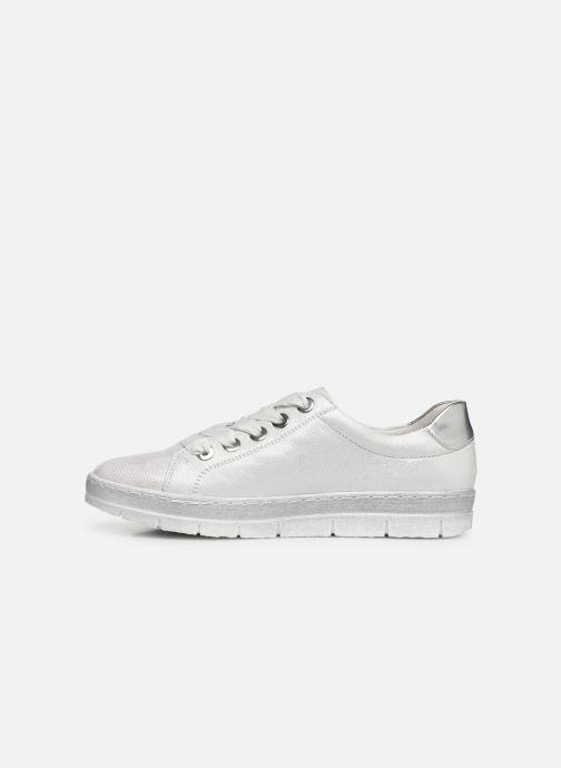 Sneaker Remonte Asia grau ansicht von vorne