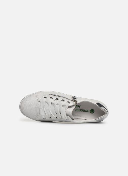 Sneaker Remonte Asia grau ansicht von links