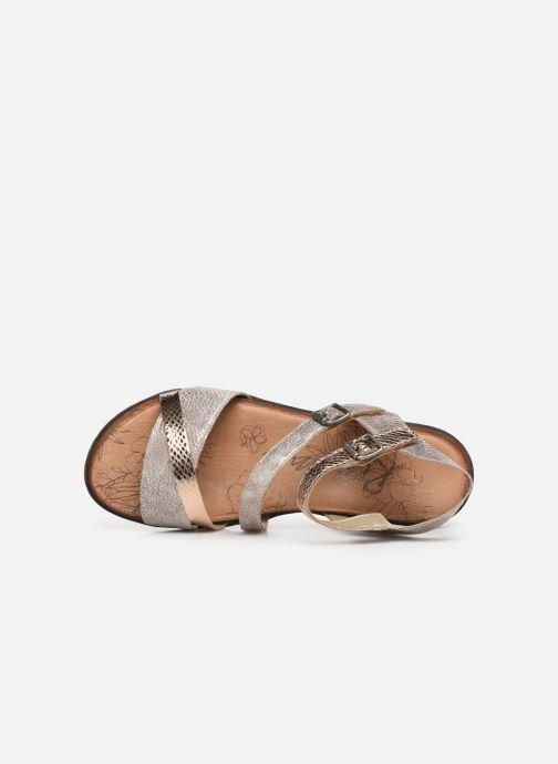 Sandales et nu-pieds Remonte Leya R2750 Rose vue gauche