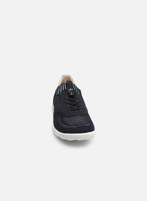 Sneakers Remonte Sakina R3511 Blå bild av skorna på