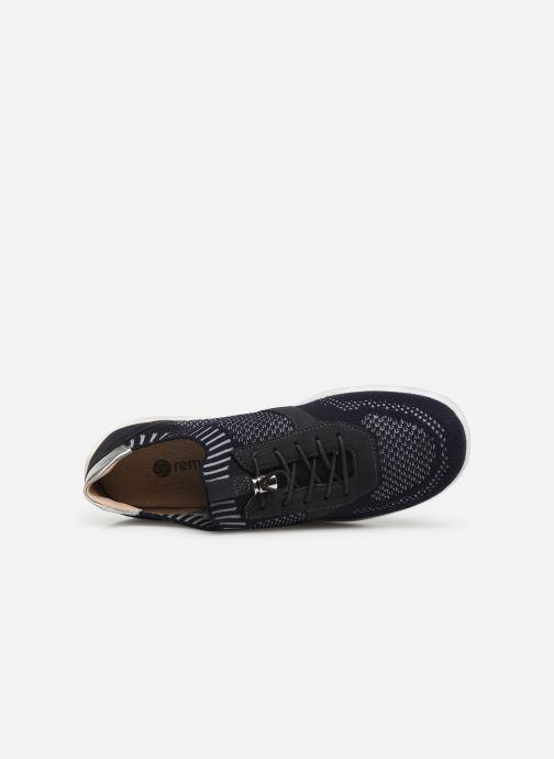Sneakers Remonte Sakina R3511 Blå bild från vänster sidan