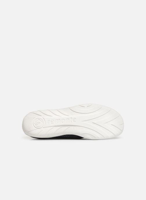 Sneakers Remonte Sakina R3511 Blå bild från ovan
