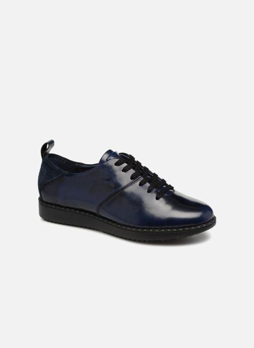 Chaussures à lacets TBS Whitney Bleu vue détail paire dda6e07537f6