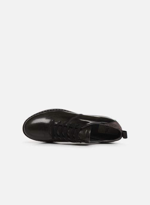 Chaussures à lacets TBS Whitney Gris vue gauche