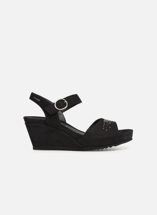 Sandali e scarpe aperte Mephisto Gaby Spark Nero immagine posteriore