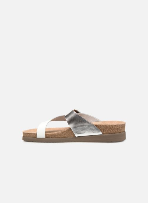 Sandales et nu-pieds Mephisto Helen Mix Argent vue face