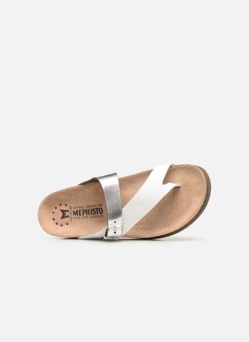 Sandali e scarpe aperte Mephisto Helen Mix Argento immagine sinistra