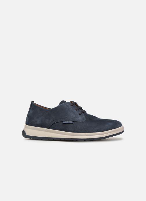 Sneakers Mephisto Lester C Blauw achterkant