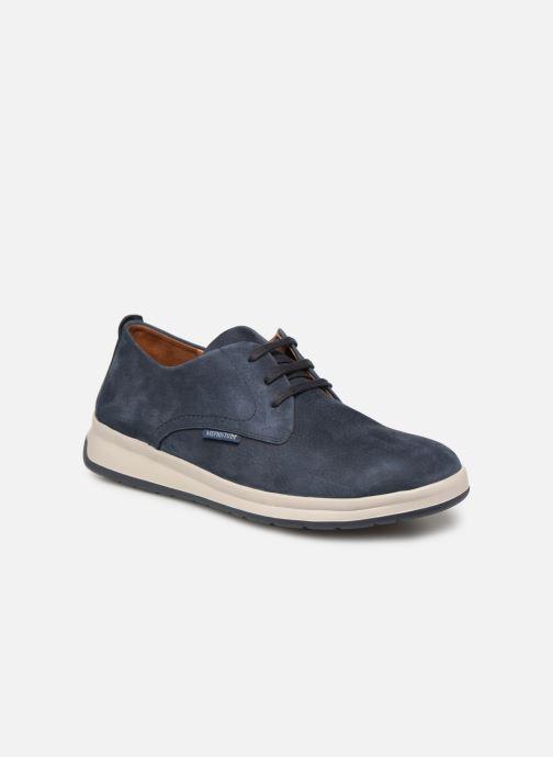 Sneakers Mephisto Lester C Blauw detail