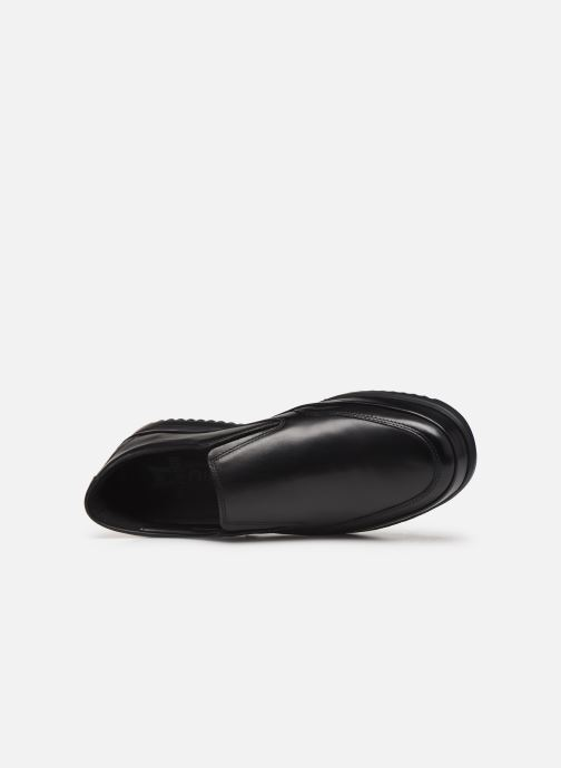 Loafers Mephisto Twain Black view from the left