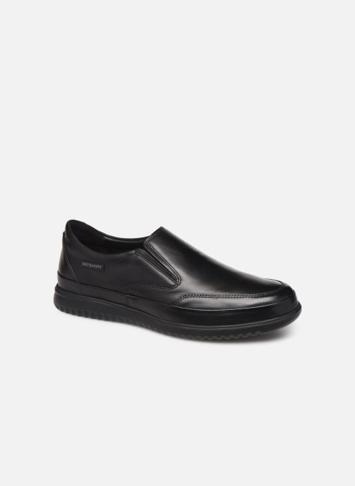 Loafers Mephisto Twain Black detailed view/ Pair view