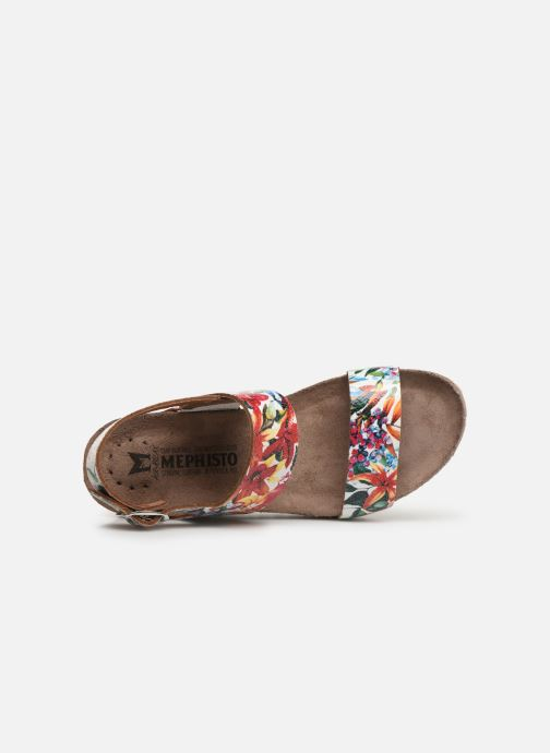 Sandals Mephisto Tenessy C Multicolor view from the left