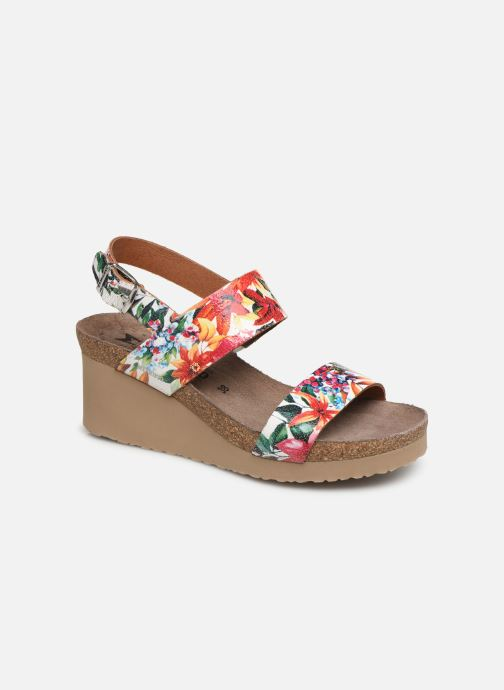 Sandals Mephisto Tenessy C Multicolor detailed view/ Pair view