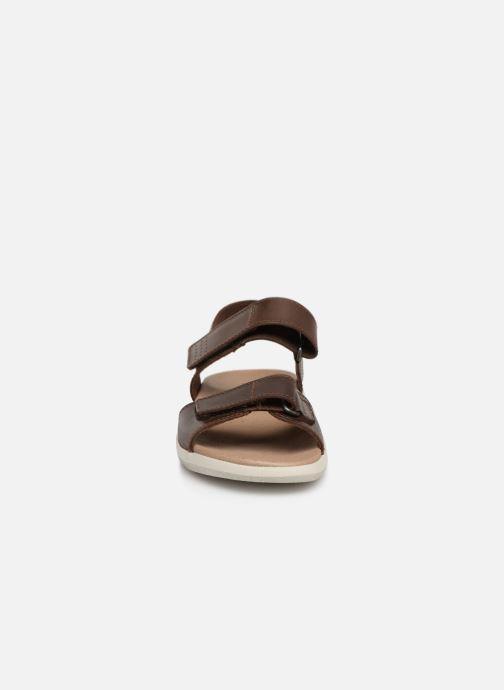 Sandaler Mephisto Corado C Brun se skoene på