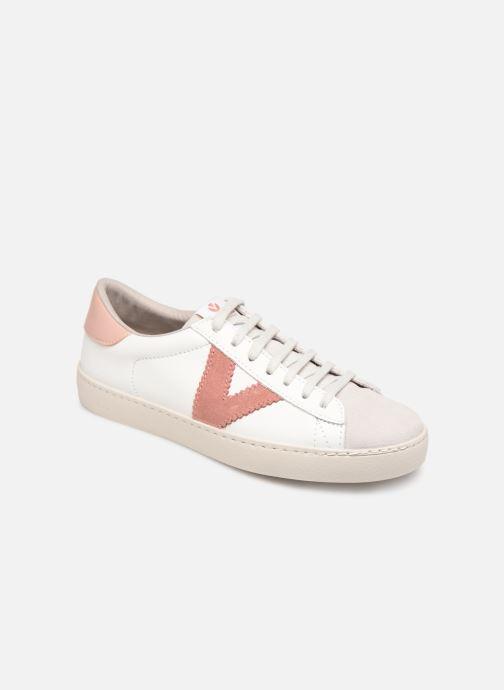 Sneakers Victoria Berlin Piel Contraste Bianco vedi dettaglio/paio