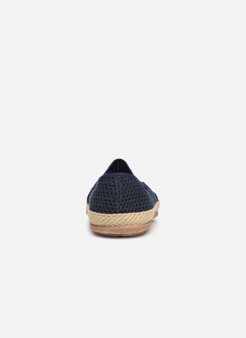Scarpe di corda Victoria Andre Elasticos Rejilla Bico Azzurro immagine destra