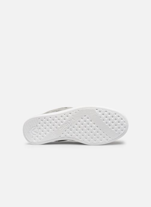 Sneakers Victoria Tenis Metalizado Zilver boven