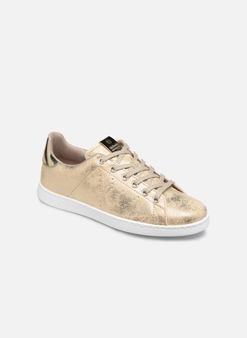 Victoria Tenis Metalizado (Gold bronze) - Turnschuhe bei Más cómodo