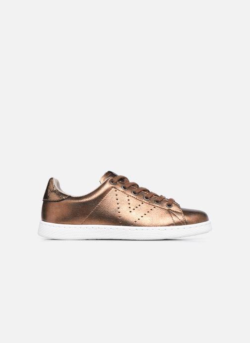 Sneaker Victoria Tenis Metalizado braun ansicht von hinten