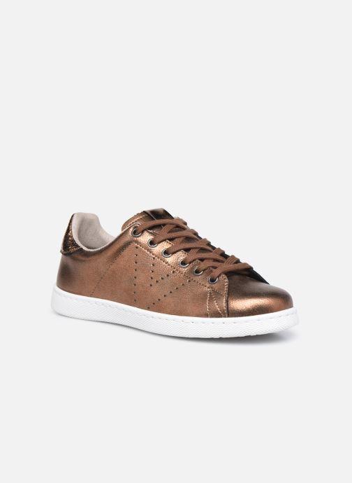 Sneaker Victoria Tenis Metalizado braun detaillierte ansicht/modell