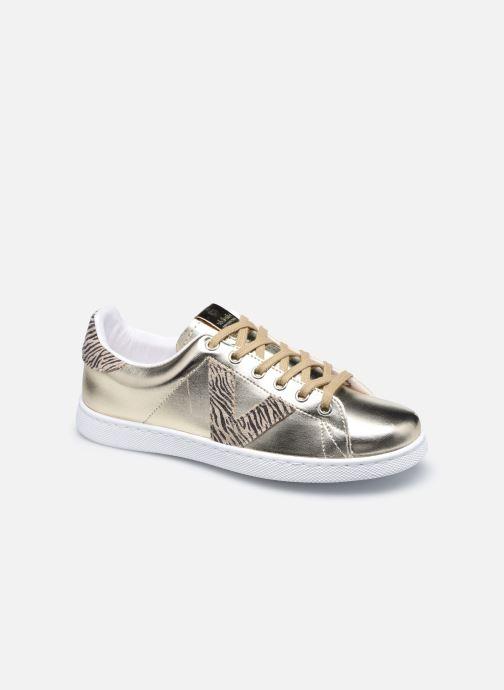 Sneakers Victoria Tenis Metalizado Goud en brons detail