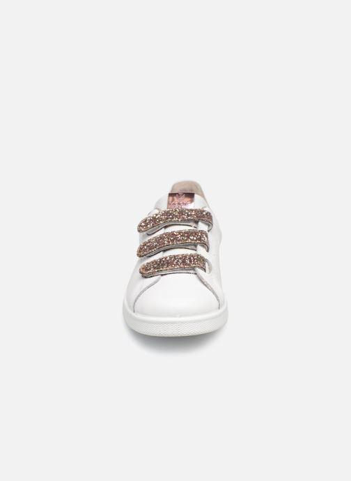 Victoria Tenis Velcros Glitter (weiß) - - - Turnschuhe bei Más cómodo 250c68
