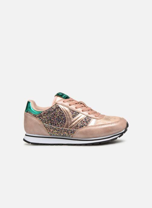 Sneakers Victoria Cometa Glitter Rosa immagine posteriore