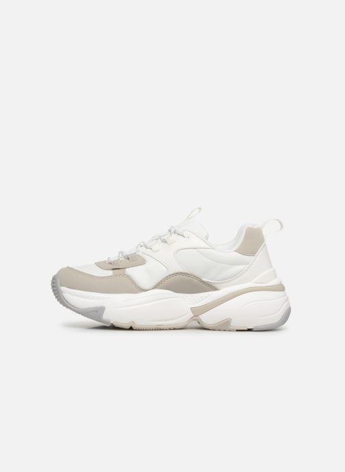 Sneakers Victoria Aire Nylon/Serraje Pu Bianco immagine frontale