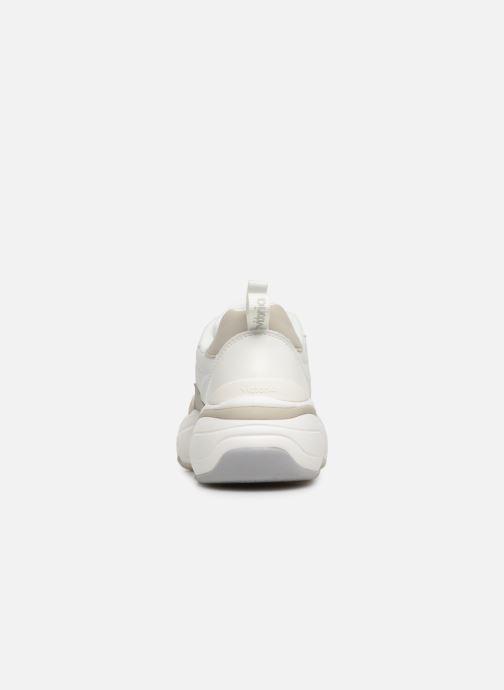 Sneakers Victoria Aire Nylon/Serraje Pu Bianco immagine destra