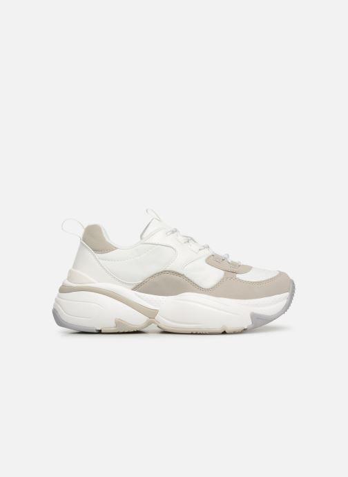 Sneakers Victoria Aire Nylon/Serraje Pu Wit achterkant