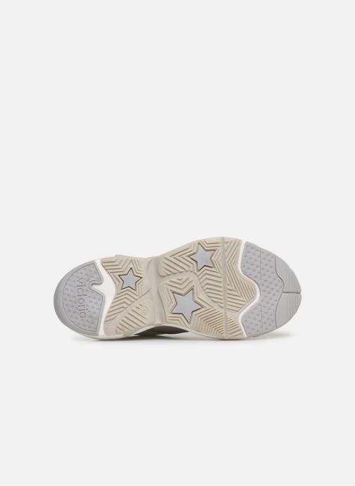 Sneakers Victoria Aire Nylon/Serraje Pu Wit boven
