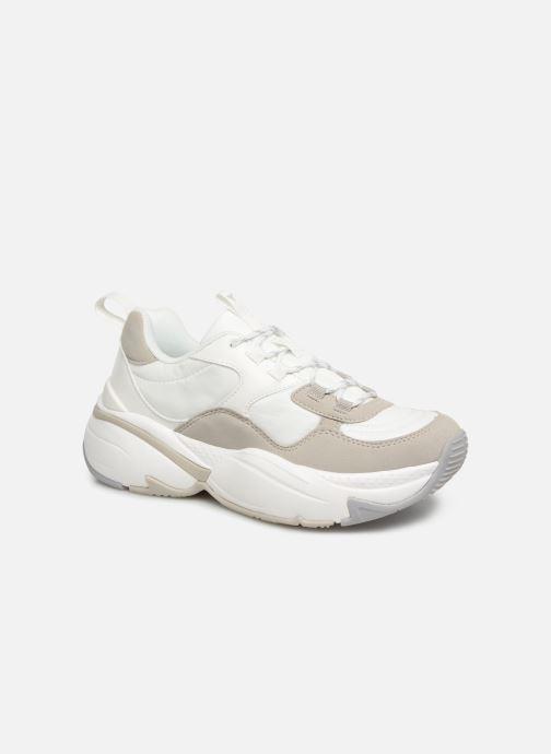 Sneakers Victoria Aire Nylon/Serraje Pu Wit detail