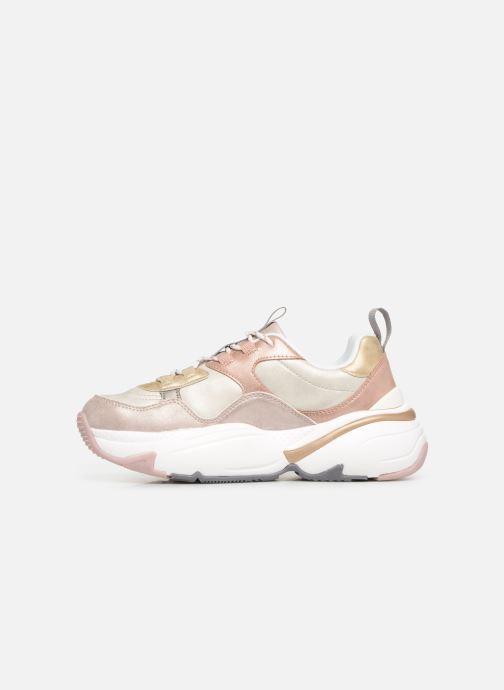 Sneaker Victoria Aire Malla Engomado beige ansicht von vorne