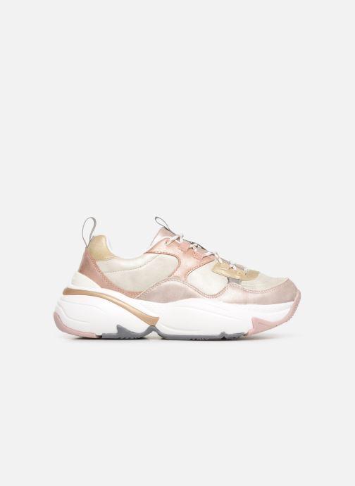 Sneaker Victoria Aire Malla Engomado beige ansicht von hinten