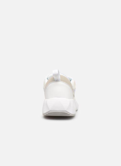 Sneakers Victoria Arista Monocromo Bianco immagine destra