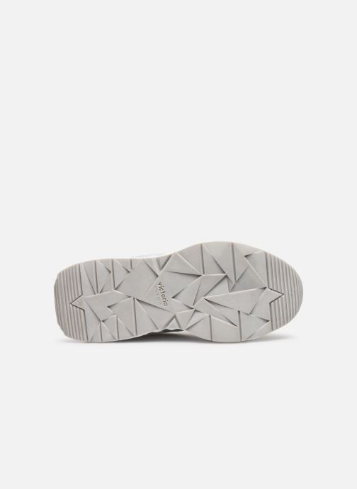 Sneakers Victoria Arista Monocromo Bianco immagine dall'alto