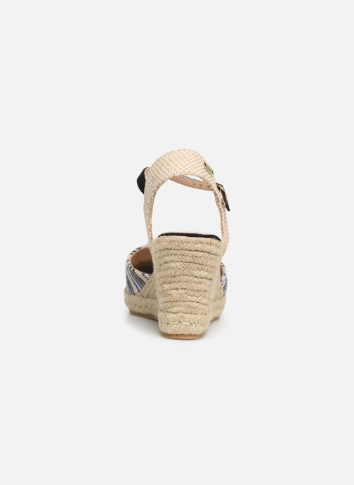 Espadrilles MTNG 50037 Beige view from the right