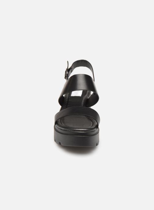 Sandalias MTNG 50599 Negro vista del modelo