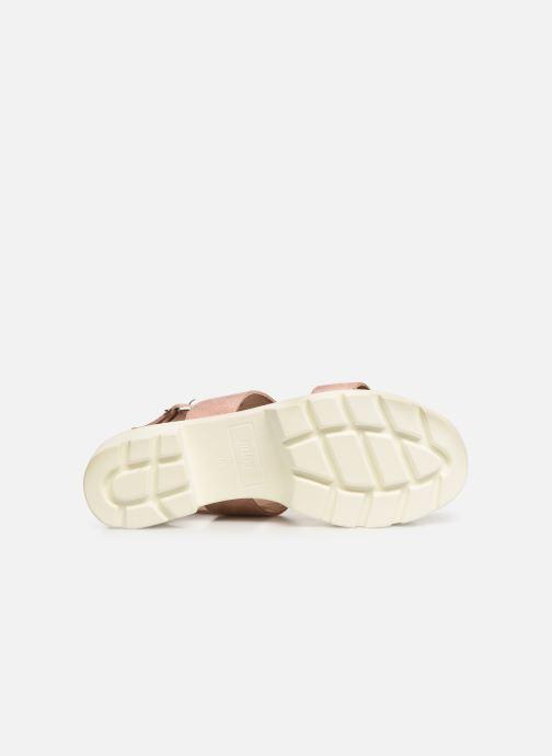 Sandali e scarpe aperte MTNG 50599 Rosa immagine dall'alto
