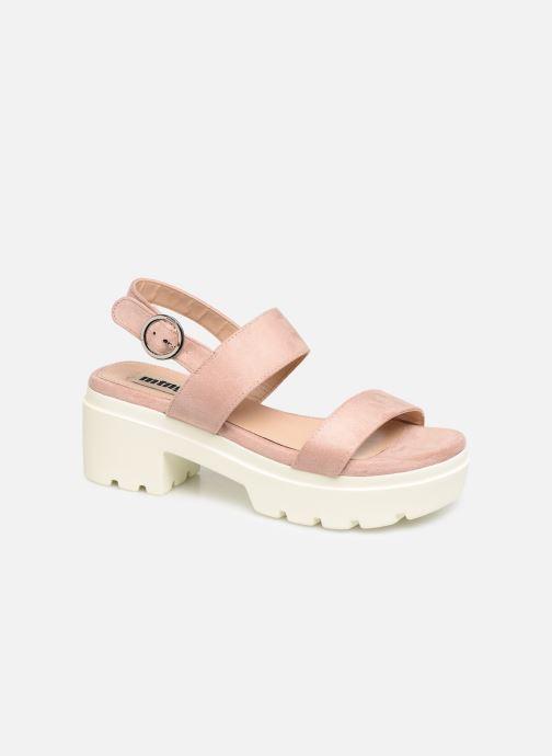 Sandales et nu-pieds MTNG 50599 Rose vue détail/paire